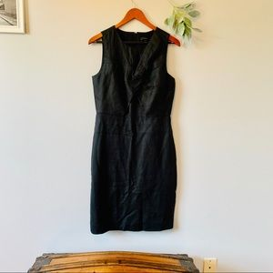 J. Crew Charcoal Sheath Dress